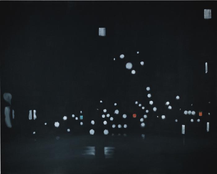 Alex Katz-Houston (Vormals Washington Square)-1999