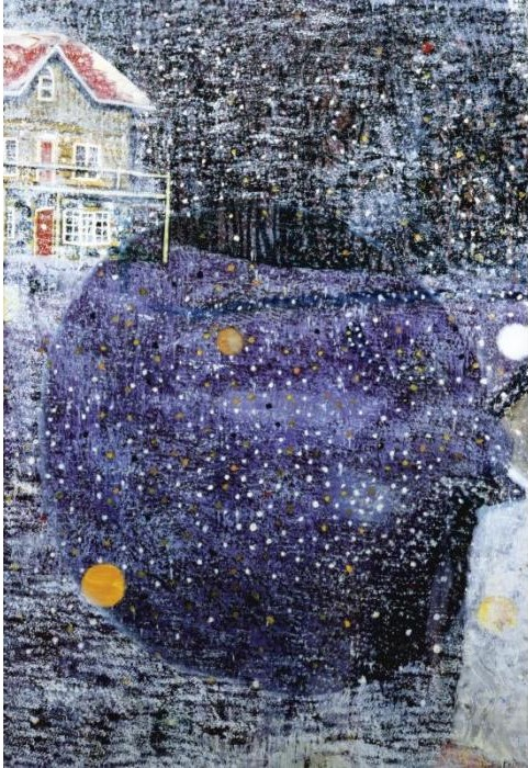 Peter Doig-Charley's Space-1991