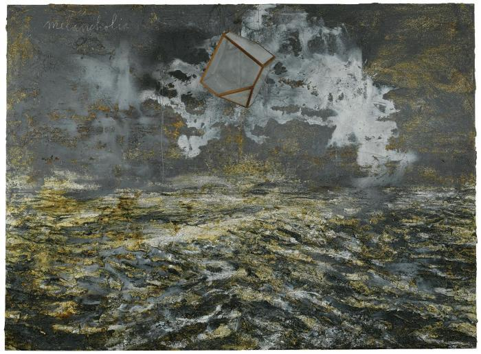 Anselm Kiefer-Melancholia-2004