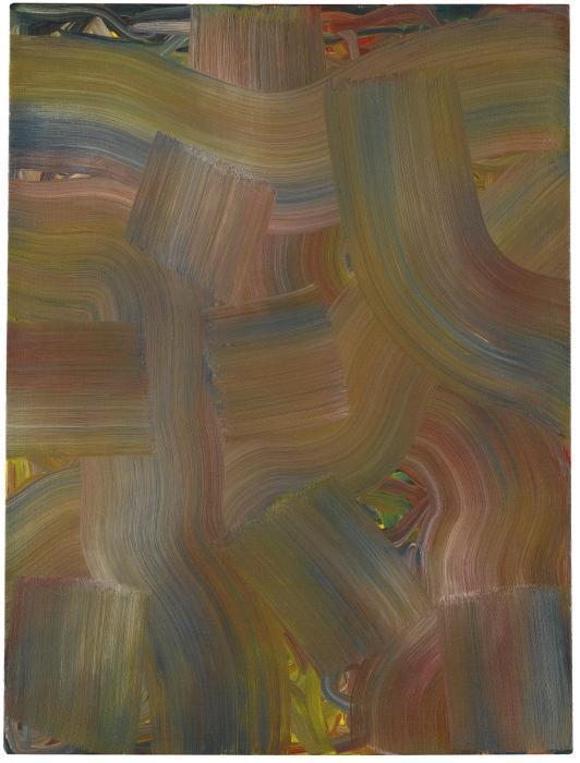 Gerhard Richter-Vermalung-1972