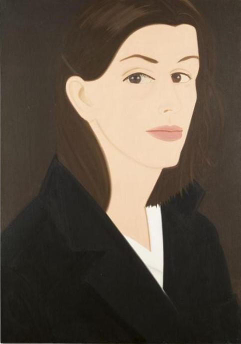 Alex Katz-Paula-1982