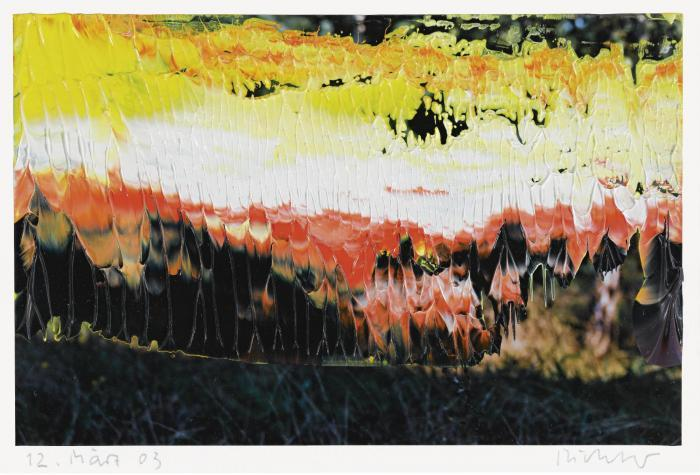 Gerhard Richter-Ohne Titel (12.3.03) / Untitled (12.3.03)-2003