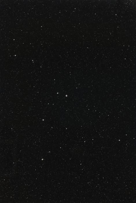 Thomas Ruff-11 H 16M1 - 40 degrees-1992