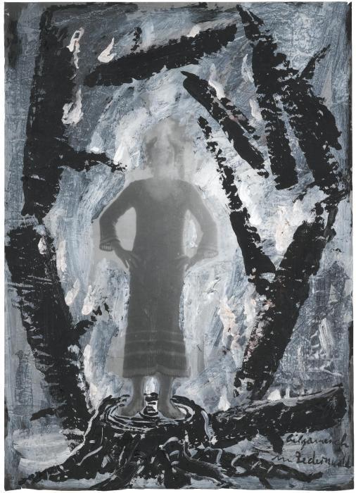 Anselm Kiefer-Gilgamesch Im Zedernwald-1980
