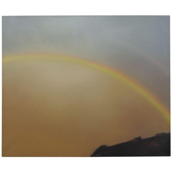 Gerhard Richter-Regenbogen (Rainbow)-1970