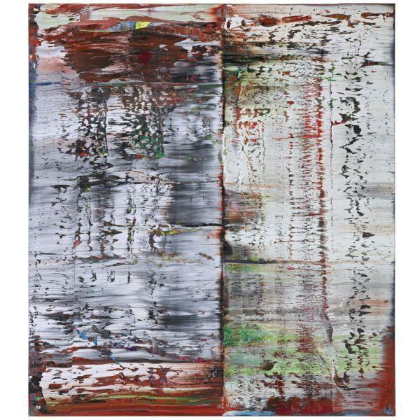 Gerhard Richter-Abstraktes Bild 725-1 (Abstract Painting 725-1)-1990