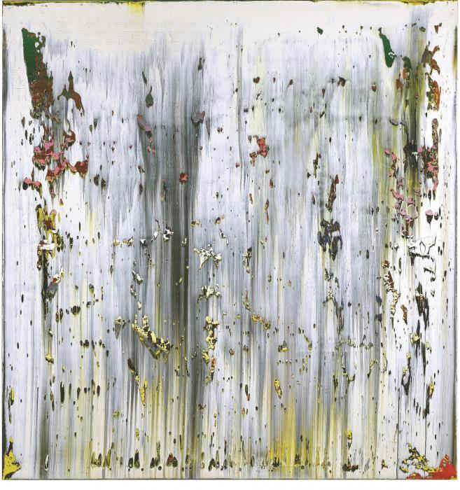 Gerhard Richter-Kind (Child)-1989