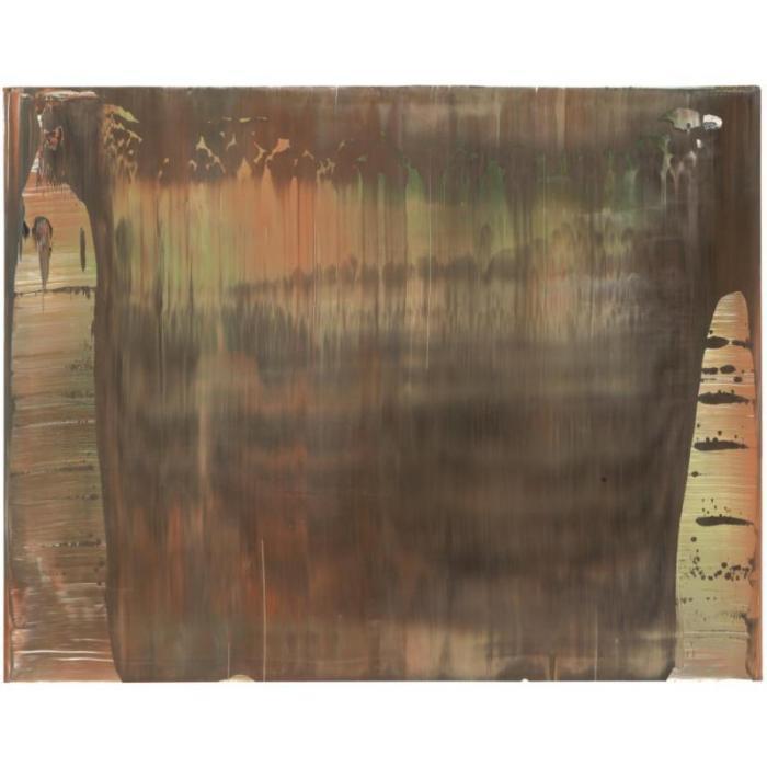 Gerhard Richter-Abstraktes Bild 841-3 (Abstract Painting 841-3)-1997