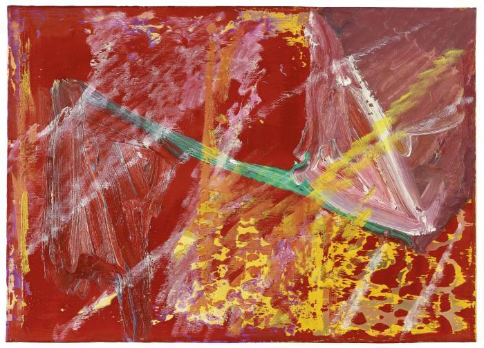 Gerhard Richter-Abstraktes Bild 472-3 (Abstract Painting 472-3)-1981