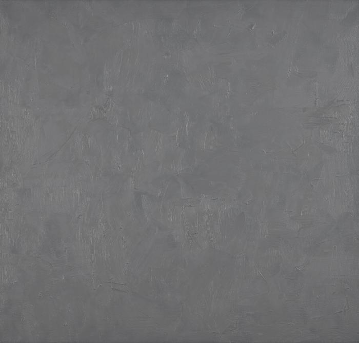 Gerhard Richter-Vermalung (Grau) / Inpainting (Grey) / Fingermalereien (Finger Painting)-1971
