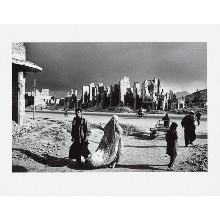 Sebastiao Salgado-Afganisthan-1996