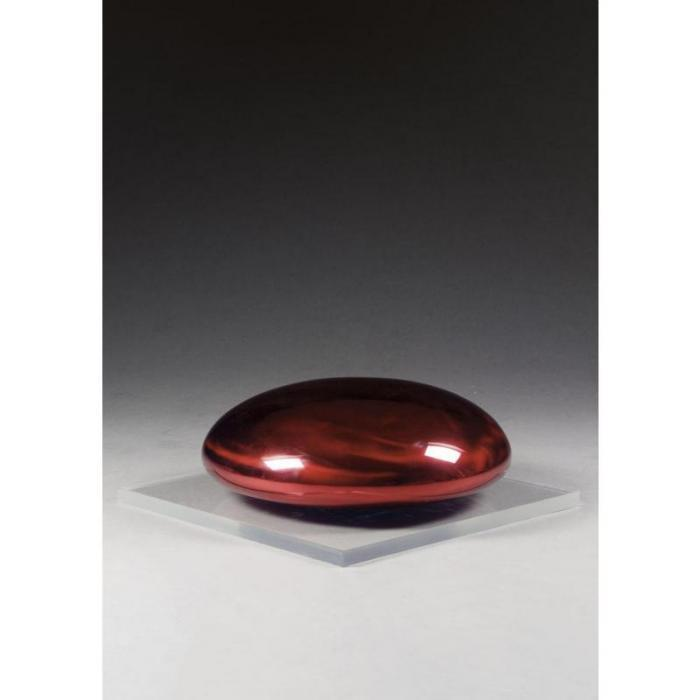 Anish Kapoor-Blood Solid-2001