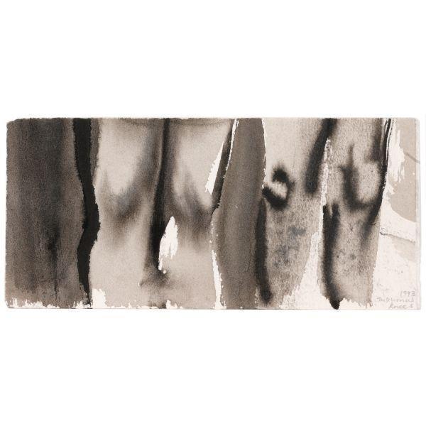 Marlene Dumas-Knees-1993