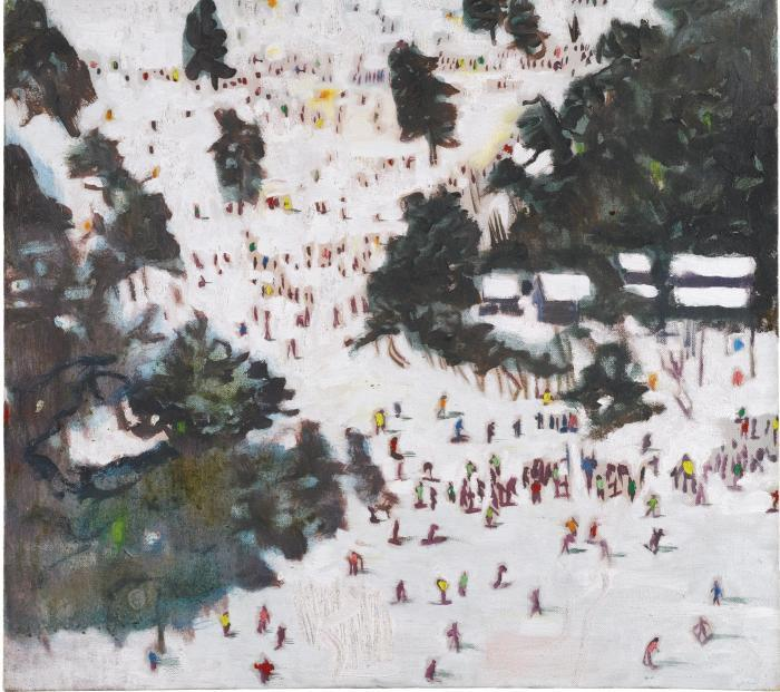 Peter Doig-Ski-Jacket-1993