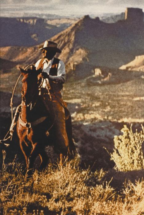 Richard Prince-Cowboy-1987