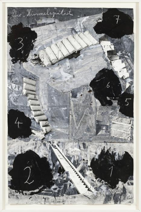 Anselm Kiefer-Die Himmelspalaste-2004
