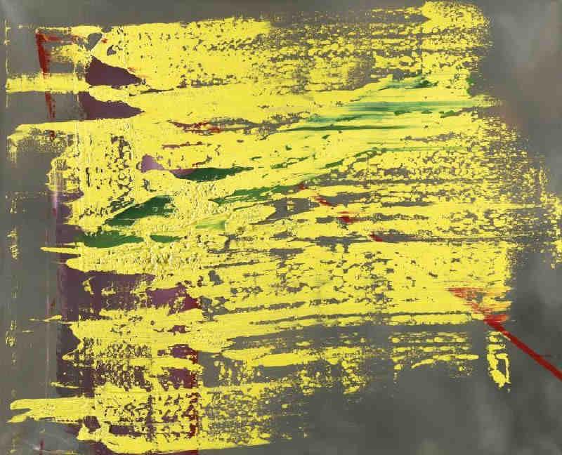 Gerhard Richter-Abstraktes Bild 456-1 (Abstract Painting 456-1)-1980