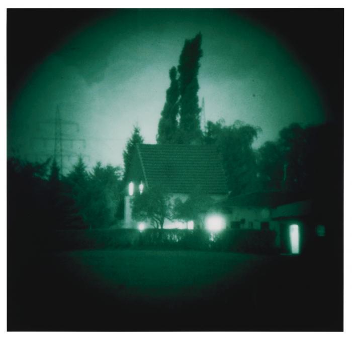 Thomas Ruff-Nacht 9 I-1992