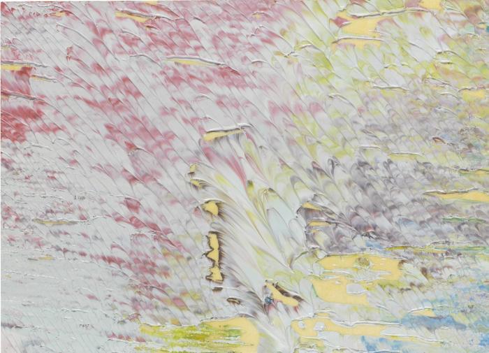 Gerhard Richter-Ohne Titel (14.9.09) / Untitled (14.9.09)-2009