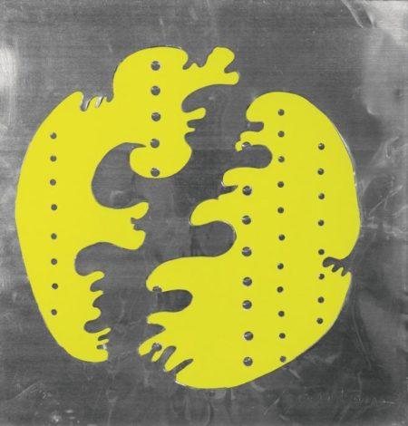 Lucio Fontana-Quattro Oggetti di Lucio Fontana e Due Poesie di Salvatore Qu-1966