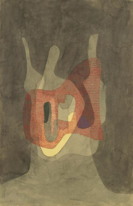 Paul Klee-Schutzerin (Protectress)-1932