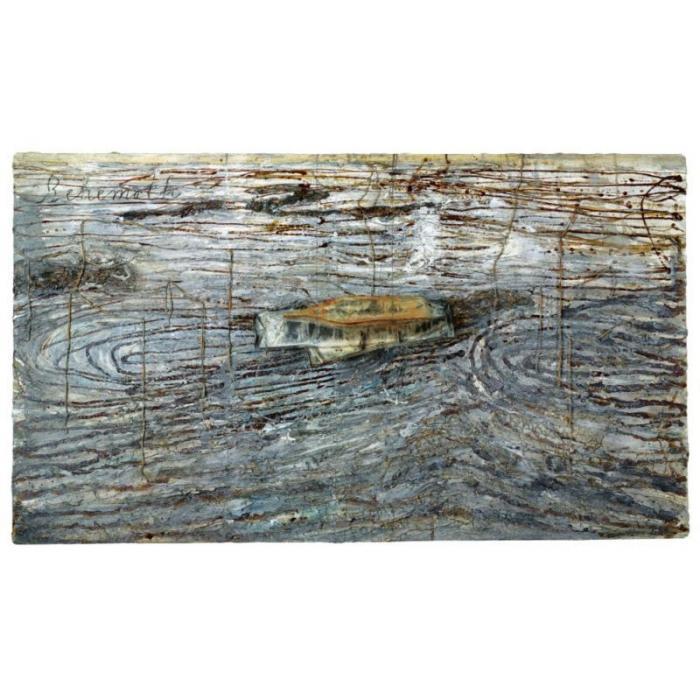 Anselm Kiefer-Leviathan-2003