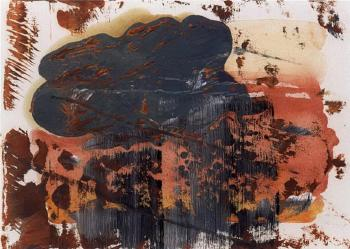 Gerhard Richter-Abstraktes Bild (Abstract Painting)-1985