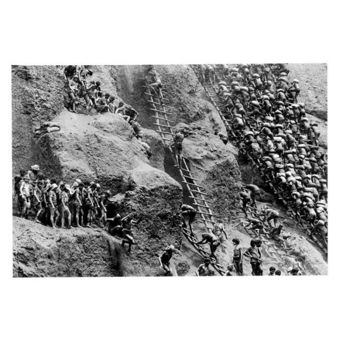 Sebastiao Salgado-Brasil (Serra Pelada Gold Mine)-1986
