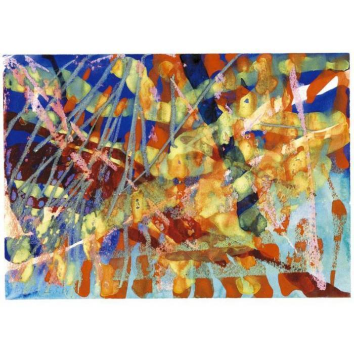 Gerhard Richter-Ohne Titel (Untitled)-1984