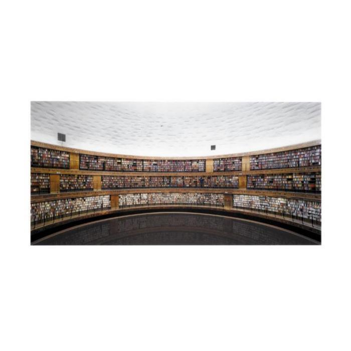 Andreas Gursky-Bibliothek-1999