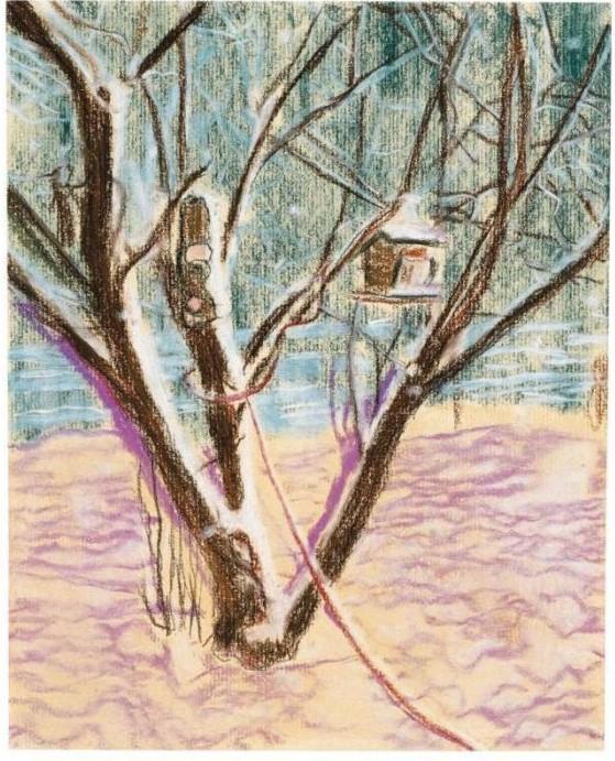 Peter Doig-Birdhouse-1995