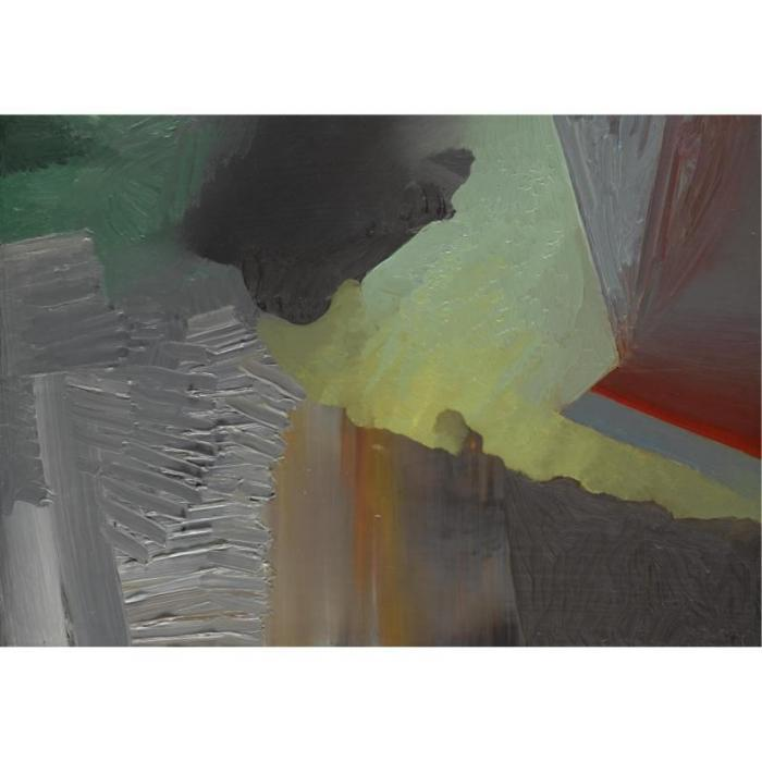 Gerhard Richter-Abstraktes Bild 398-5 (Abstract Painting 398-5)-1976