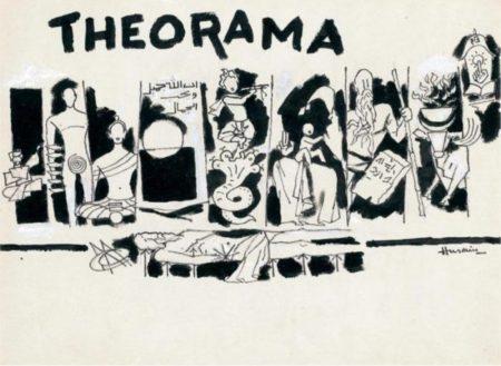 Maqbool Fida Husain-Theorama-