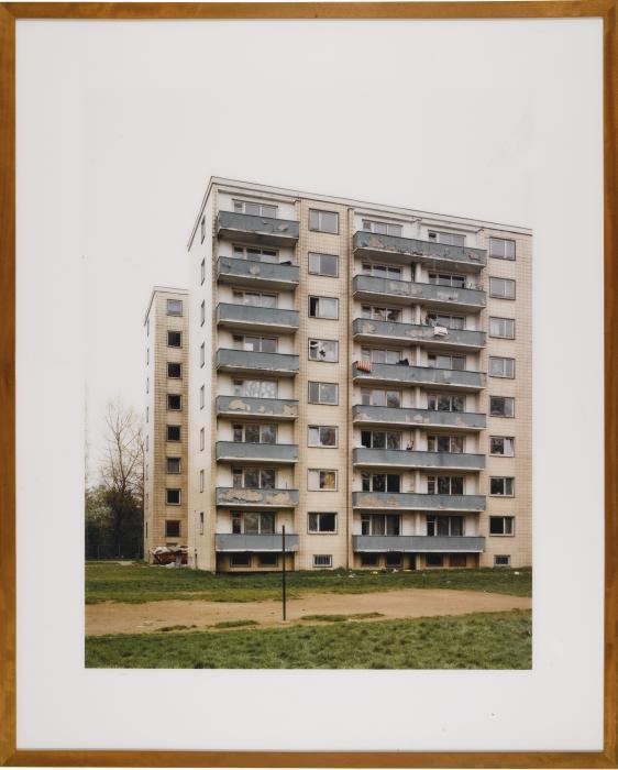 Thomas Ruff-Haus Nr. 91-1989