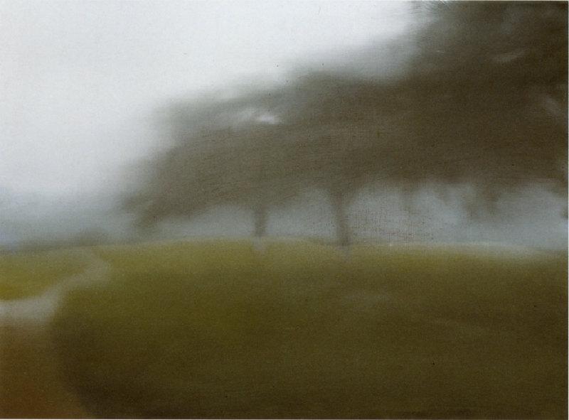 Gerhard Richter-Apfelbaume (Skizze)-1987