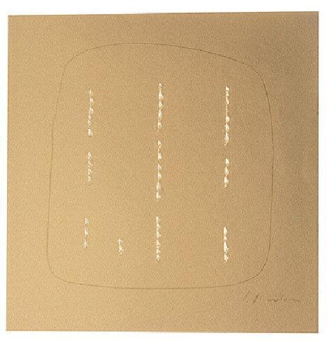 Lucio Fontana-Untitled-1966