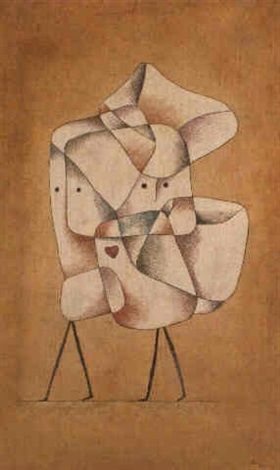 Paul Klee-Geschwister-1930
