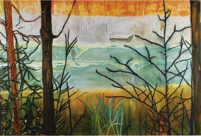 Peter Doig-Almost Grown-2000