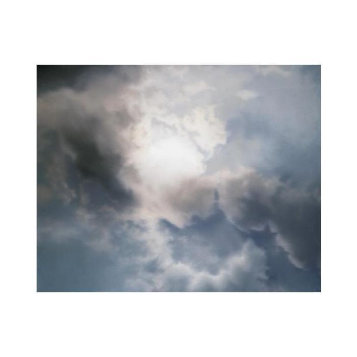 Gerhard Richter-Wolkenstudie (Gegenlicht) / Cloud Study (Contre-jour)-1970