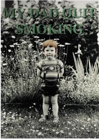 Thomas Ruff-My Dad Quit Smoking-2000