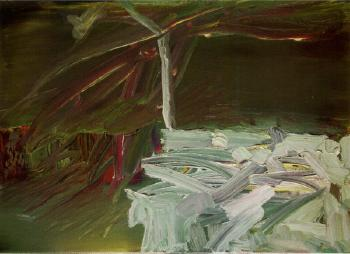 Gerhard Richter-Abstraktes Bild  605-1 (Abstract Painting 605-1)-1986