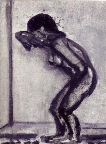 Marlene Dumas-Opposites-1992