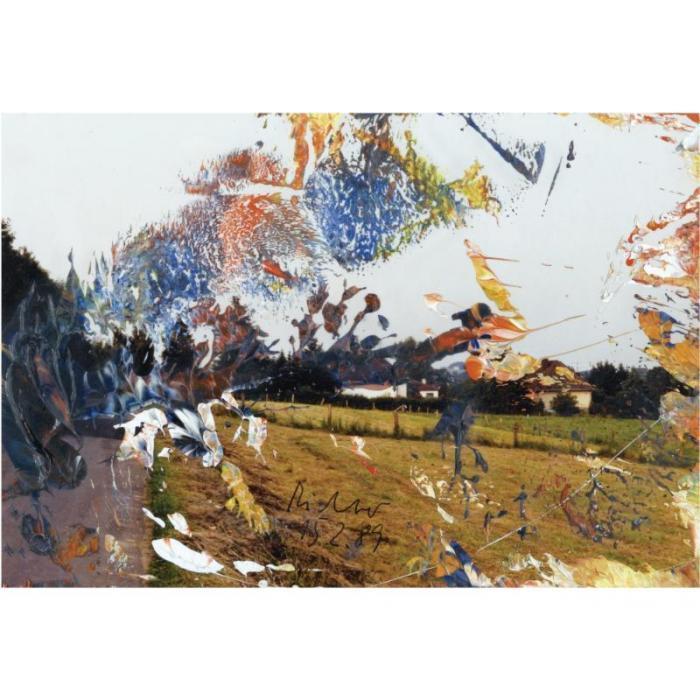 Gerhard Richter-Ohne Titel (15.2.89) / Untitled (15.2.89)-1989