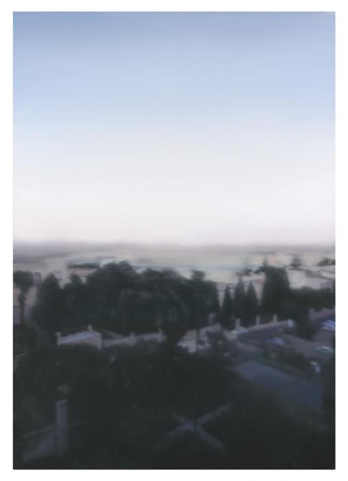 Gerhard Richter-Jerusalem-