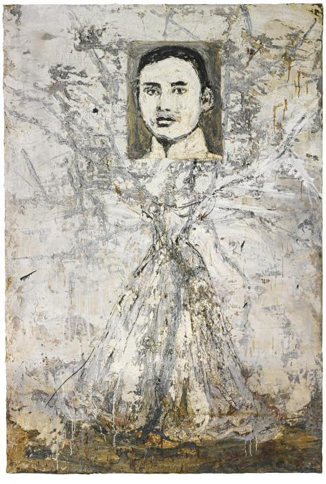 Anselm Kiefer-Untitled (Young Mao)-2000