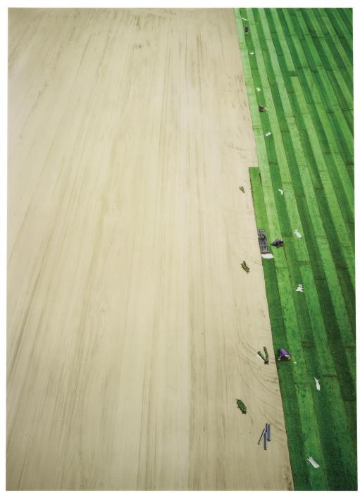 Andreas Gursky-Arena III-2003
