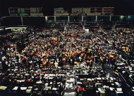 Andreas Gursky-Chicago Board of Trade-1997