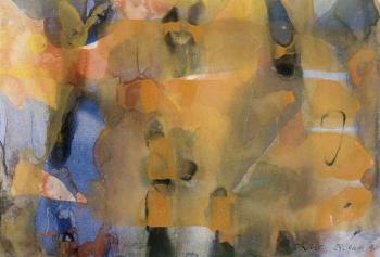 Gerhard Richter-Ohne Titel (24.10.90) / Untitled (24.10.90)-1990