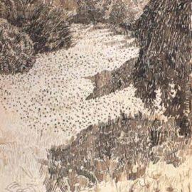 Vincent van Gogh-Coin de parc-1888