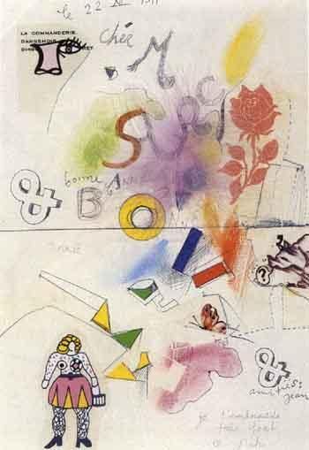 Niki de Saint Phalle-Untitled-1974